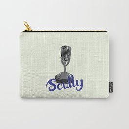 Vin Scully Mic Carry-All Pouch