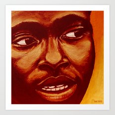 free africa2! Art Print