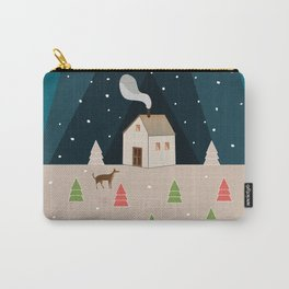Winterworm Carry-All Pouch