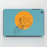 third eye iPad Cases featuring Third Eye by Matt Smith