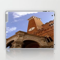 Clock Tower in Sienna Laptop & iPad Skin