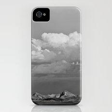 Yellowstone Wyoming Sky iPhone (4, 4s) Slim Case