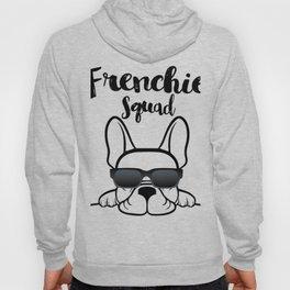 Frenchie Squad Cute French Bulldog Hoody