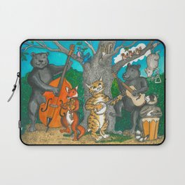 A joyful noise Laptop Sleeve