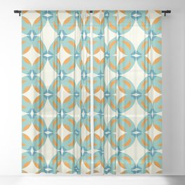 Hiderigami Sheer Curtain