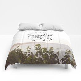 para-paradise Comforters