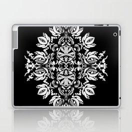 Abstract Flora Laptop & iPad Skin