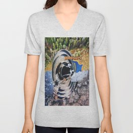 Dali Pleasure Unisex V-Neck