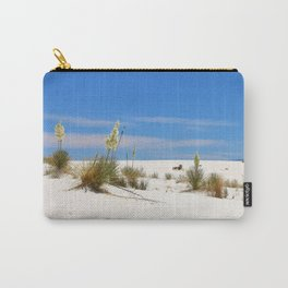 Soap Yucca At White Sand Carry-All Pouch