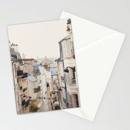 Montmartre Mon Amour - Paris Photography Stationery Cards