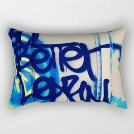 You Better Learn Rectangular Pillow