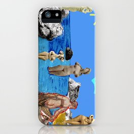 Aphrodites throughout times iPhone Case