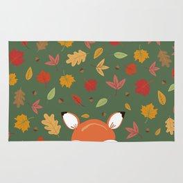 Autumn Fox Rug
