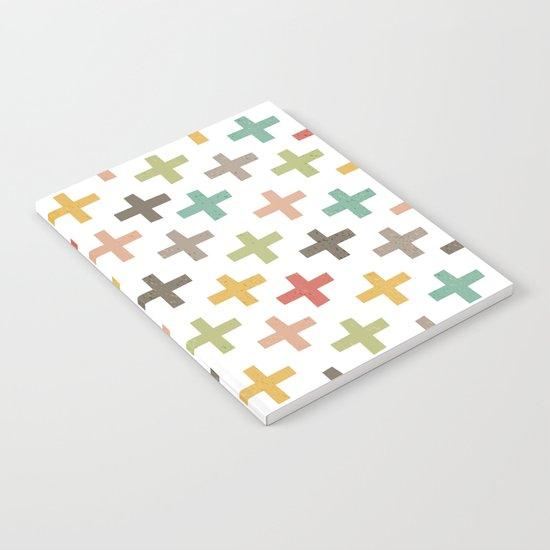 CRISSCROSSED Notebook