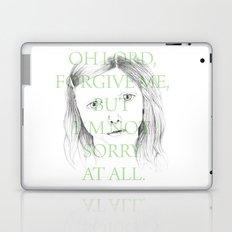 Oh Lord, forgive me... Laptop & iPad Skin