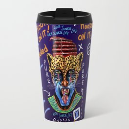 Dope Creates Monsters Raw Travel Mug