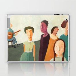 Sound of Music Laptop & iPad Skin