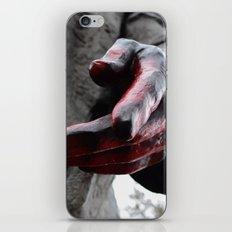 Lenin's hand iPhone Skin
