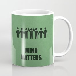 Lab No. 4 - Mind Matters Corporate Start-up Quotes Coffee Mug