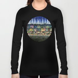Crowded Haunts Long Sleeve T-shirt