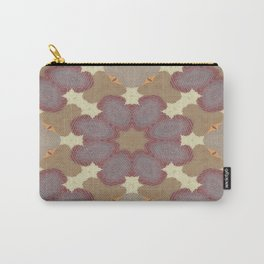 Pallid Minty Pattern 8 Carry-All Pouch