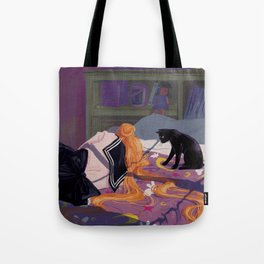usagi's room Tote Bag