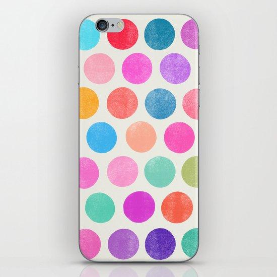 colorplay 8 iPhone & iPod Skin