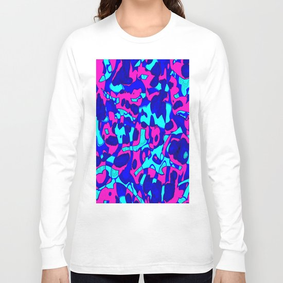 Abstract 11 Long Sleeve T-shirt