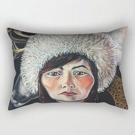 Nothern goddess Rectangular Pillow