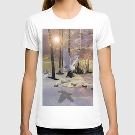 A story book Christmas T-shirt