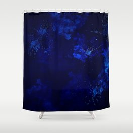 Wandering Harbour, The Expedition Shower Curtain