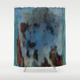 It Haunts Us Shower Curtain