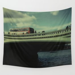 Westminster Bridge Wall Tapestry