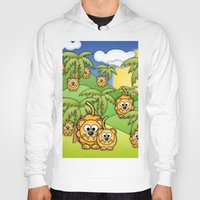 lions Hoodies featuring Little Lions. by Digi Treats 2