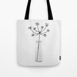 Flower Still Life I Tote Bag