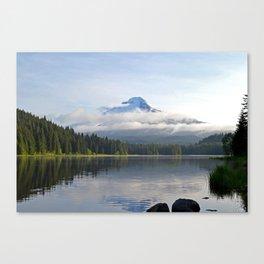 Morning at Mt. Hood Canvas Print