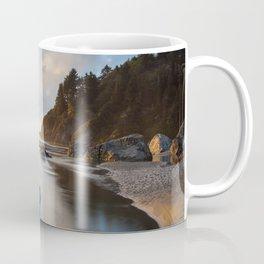 Setting Sun At Moonstone Coffee Mug