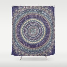 Mandala 496 Shower Curtain