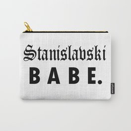 Stanislavski BABE Carry-All Pouch