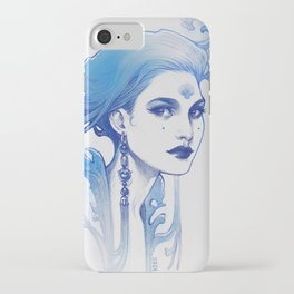 The end of winter iPhone Case
