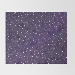 Shiro's Starry Blanket Throw Blanket