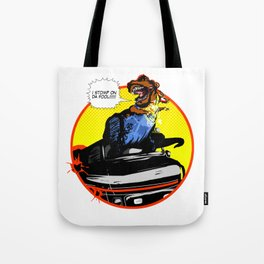 Mr. T(Rex) Tote Bag