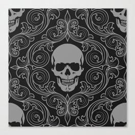 Cranium #003 Canvas Print