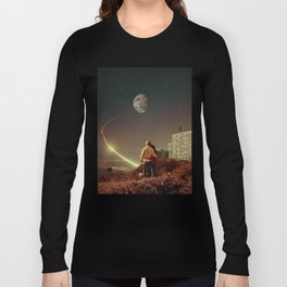 We Used To Live There, Too Long Sleeve T-shirt