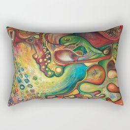 Gumball Rectangular Pillow