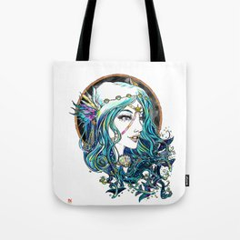 Sailor Aluminium Siren Tote Bag