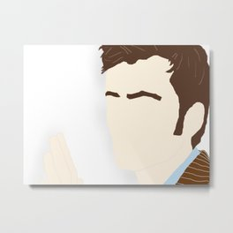 Doomsday, Tenth Doctor, Part Two, Doctor Who Metal Print