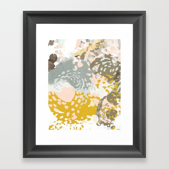 Hutton Modern Abstract Painting For Home Decor And Cell