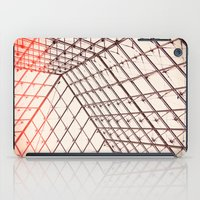 pyramid iPad Cases featuring pyramid by shannonblue