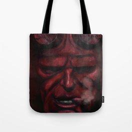 Hell Boy - 2015 Tote Bag